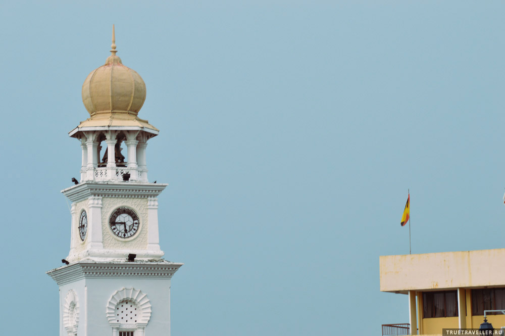 Queen Victoria Memorial Clocktower, Penang - foto