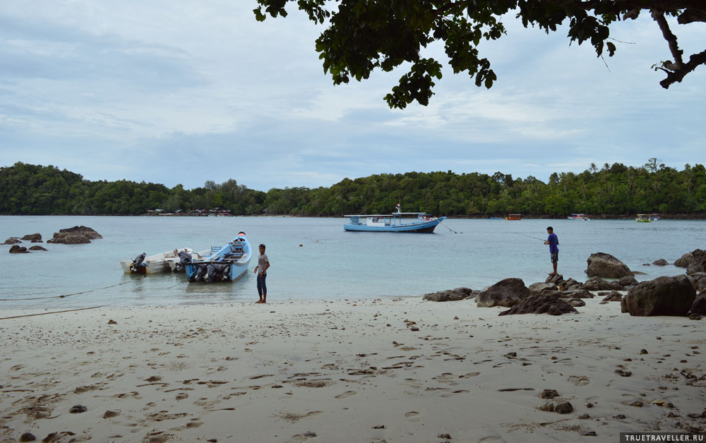Ipoih beach weh sabang