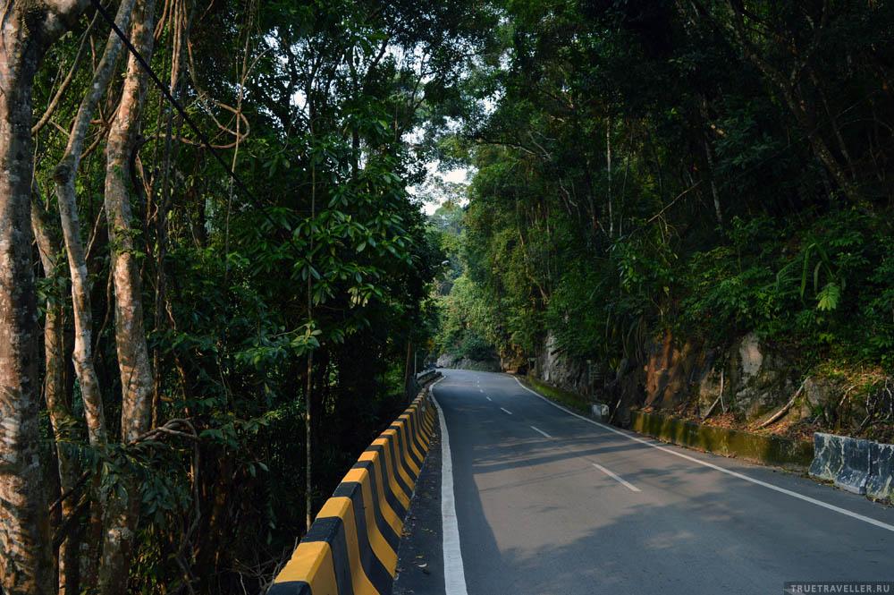 остров пенанг мотопоездка