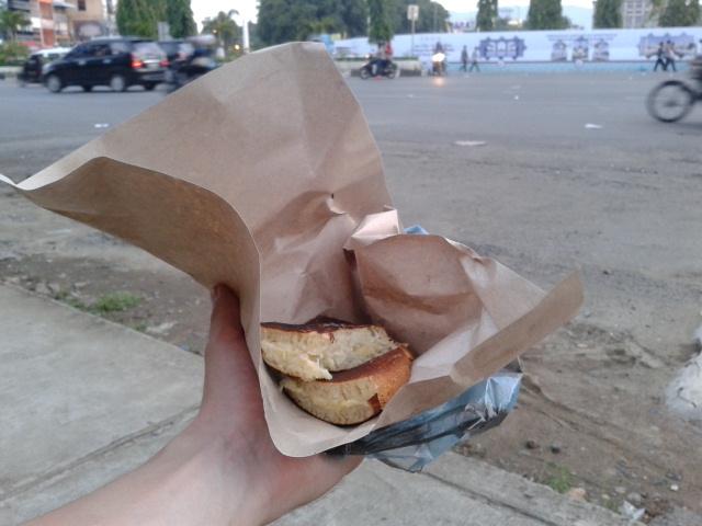 Пироги с дурианом