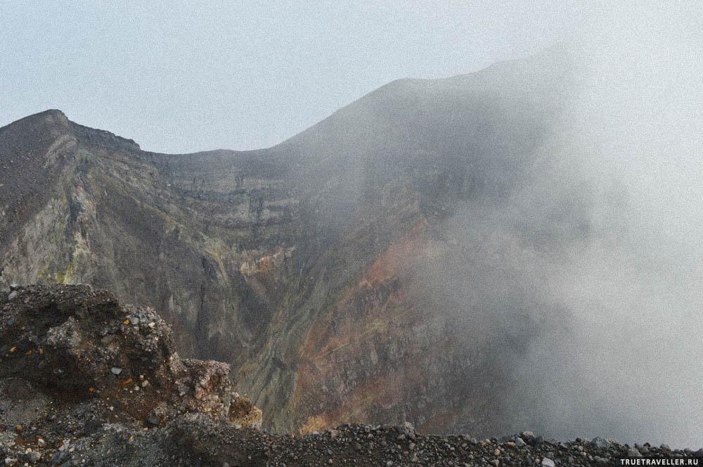 кратер марапи