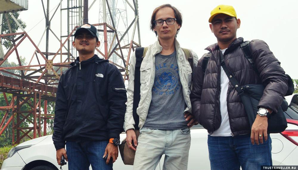 индонезийские парни