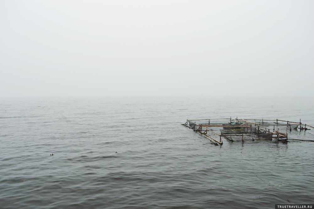 озеро манинджау западная суматра